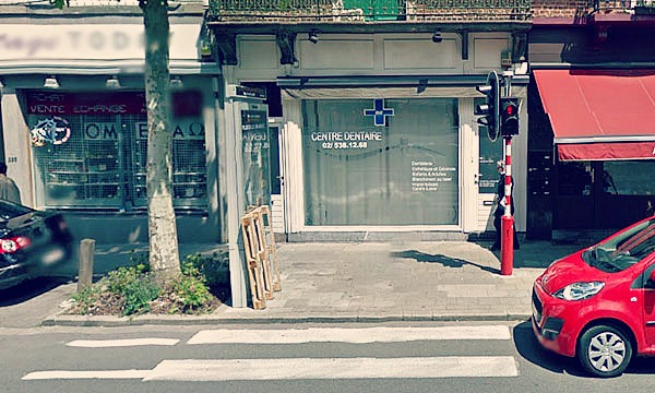 centre dentaire Ixelles